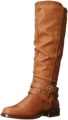 XOXO Women's Martin Wc Harness Boot