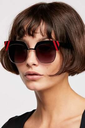 Between The Lines Sunglasses