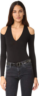 Bailey44 Patricia Thong Bodysuit $98 thestylecure.com