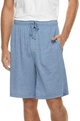 Van Heusen Men's Knit Sleep Shorts