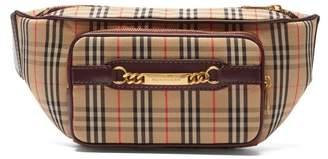 Burberry The Large 1983 Vintage Check Belt Bag - Mens - Tan Multi