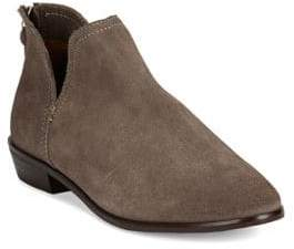 Kenneth Cole Reaction Loop There It Is Suede Booties
