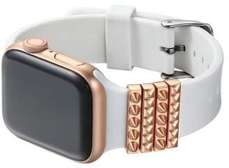 POSH TECH Rose Gold Apple Watch Band Charm - Set of 4