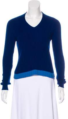 Malo Ribbed Cashmere Sweater