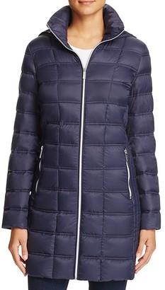 MICHAEL Michael Kors Lightweight Down Jacket $228 thestylecure.com