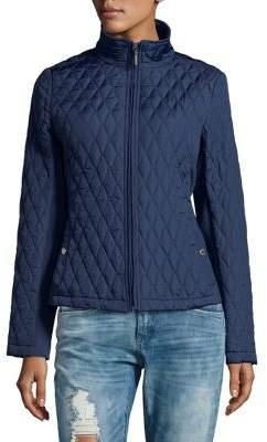 Weatherproof Elongated Diamond Jacket