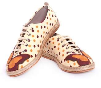 Goby Butterfly Printed Sneaker