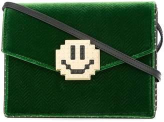Les Petits Joueurs Lulu smile shoulder bag