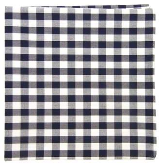 The Tie Bar Cotton Table Plaid