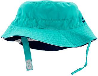 e656a237 Carter's Carter Toddler Boys Reversible Striped Hat