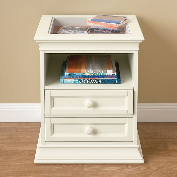 Display-It Smart Bedside Table