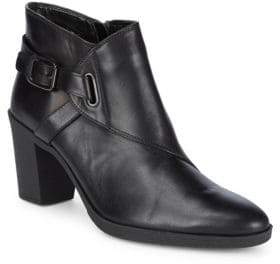 The Flexx Saddle-Up Leather Booties