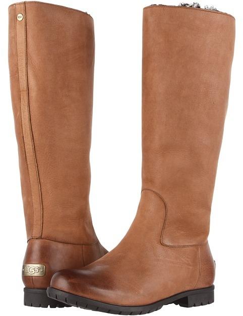 UGG Broome III (Chocolate) Women's Dress Zip Boots