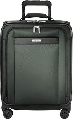 Briggs & Riley Transcend VX Wide Carry-On Expandable Spinner Luggage