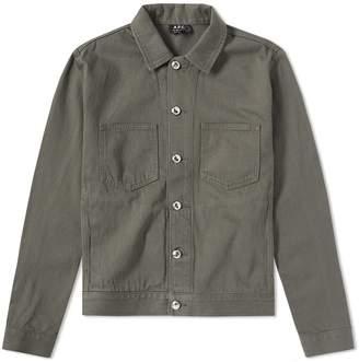A.P.C. Denim Career Jacket