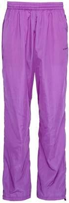 Vetements 'Angel' zip cuff pull unisex track pants