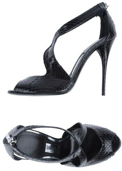 Balmain High-heeled sandals