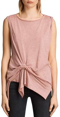 AllSaints Rivi Gathered Tank