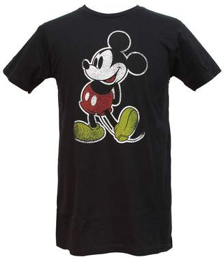 Hybrid Classic Mickey Mouse Facing Left T-Shirt