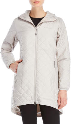 Columbia Hooded Omni-Heat Jacket