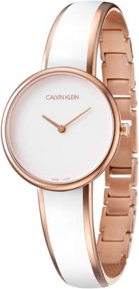 Calvin Klein Seduce Bangle Watch, 30mm