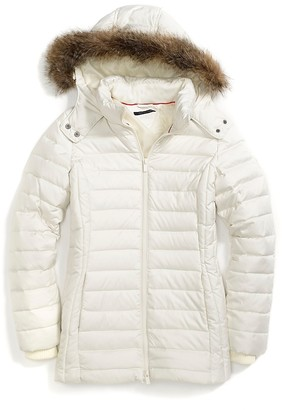 Final Sale- Puffer Jacket With Hood $199.99 thestylecure.com