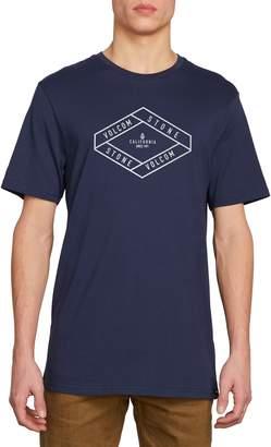 Volcom Post It California Graphic T-Shirt