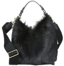 Anya Hindmarch Mini Shearling Build A Bag