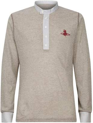 Vivienne Westwood Knitted Long-Sleeve T-Shirt