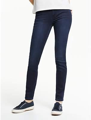 6b491c86d26 Lee Scarlett Mid Rise Skinny Jeans, Clean Wheaton