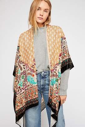 C'est La Vie Burnout Kimono