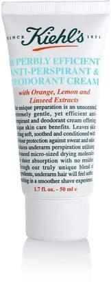Kiehl's Superbly Efficient Anti-Perspirant and Deodorant Cream