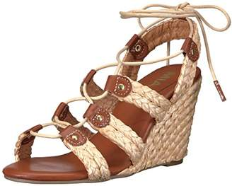 Mia Women's Nikola Wedge Sandal