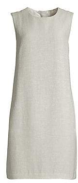 Max Mara Women's Alda Sleeveless Button Back Dress