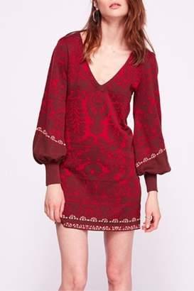 Free People Sweater Dress