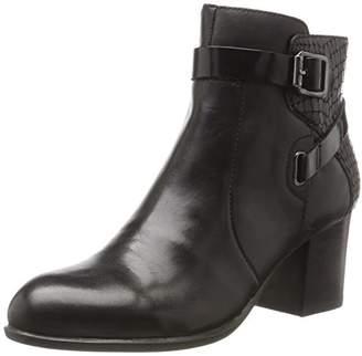 Stonefly Women's Molly 2 Nappa Chelsea Boots (Nero/Black), 39 EU