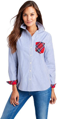 Vineyard Vines Party Pocket Chilmark Relaxed Button Down