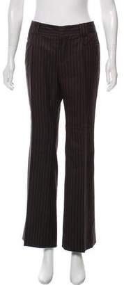 Gucci Wool Mid-Rise Pants