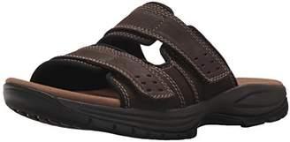 Dunham Men's Newport Slide Flat Sandal