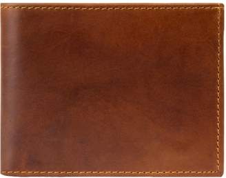 MAHI Leather - Classic Leather Wallet in Vintage Brown