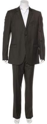 Calvin Klein Collection Virgin Wool Suit