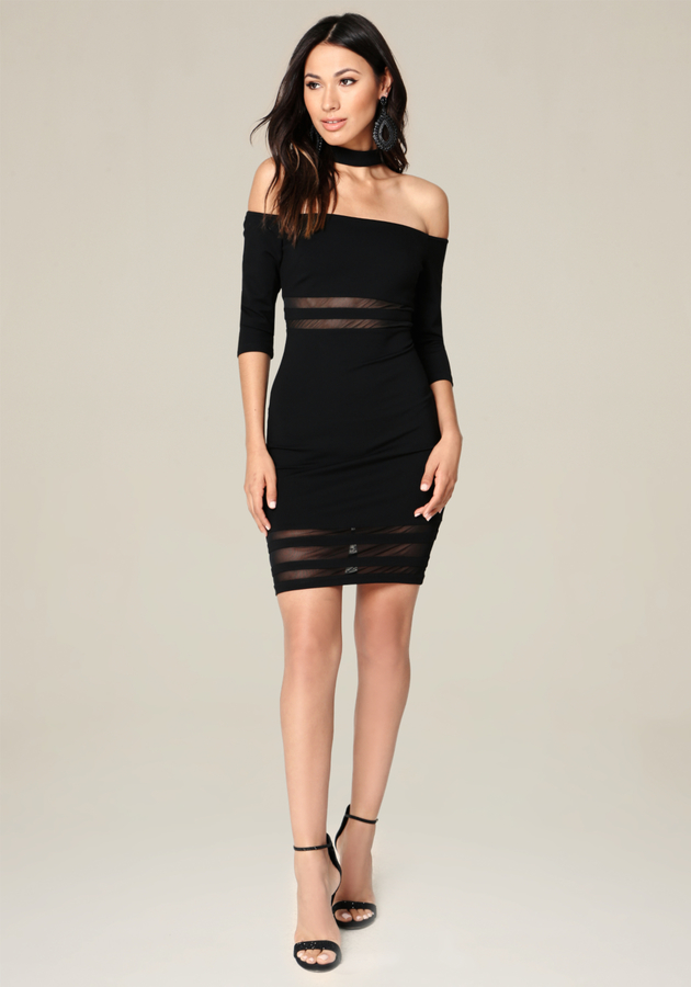 Ariella Choker Dress