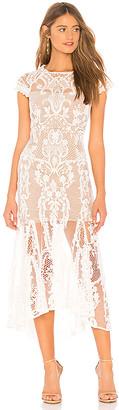 Bronx and Banco Bohemian Summer Dress
