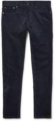 Club Monaco Slim-Fit Stretch-Cotton Corduroy Trousers
