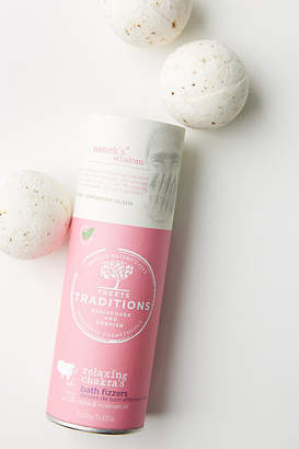 Treets Traditions Relaxing Chakra's Bath Fizzers