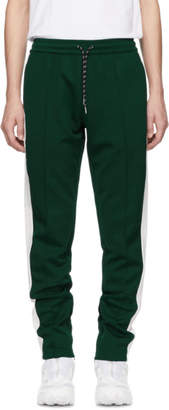 Burberry Green Kaleford Lounge Pants
