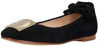 Clarks Grace Marion Ankle Tie Ballerina