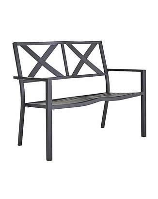 Fashion World Steel Bench - 4 Foot