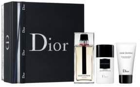 Christian Dior Three-Piece Christmas Set