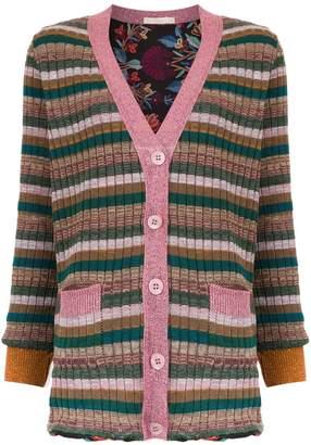 Cecilia Prado Magali striped cardigan